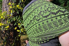Space Invaders Cetus Ring Sling