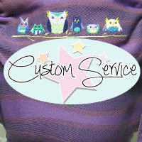 Custom Applique & Embroidery