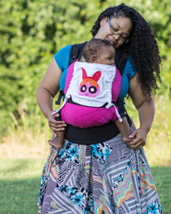 Blossom Full Buckle Baby Carrier