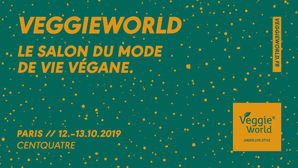 VeggieWorld - 12&13 octobre 2019