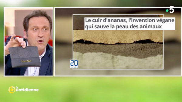 Quotidienne France 5 - Camille