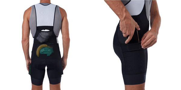 New Cycling Bib Shorts for 2021