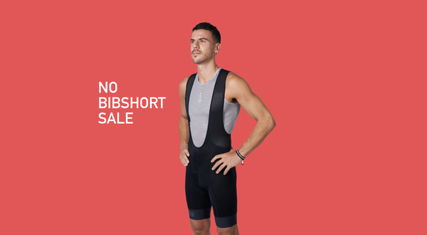 No Bibshort Sale for 2020
