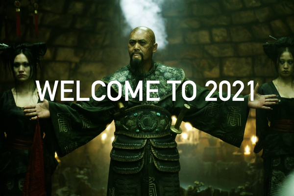 Welcome to 2021
