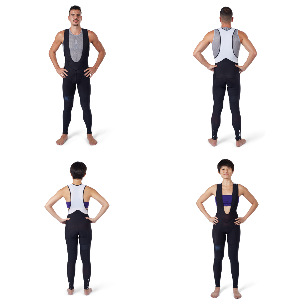 Winter Bib Tights for Men and Women