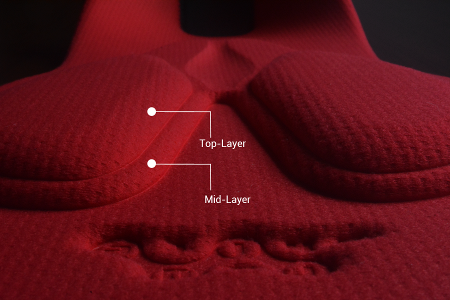men's chamois layers