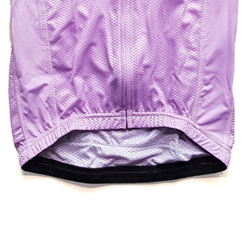 Gripper on RedWhite Apparel Lilac race jersey