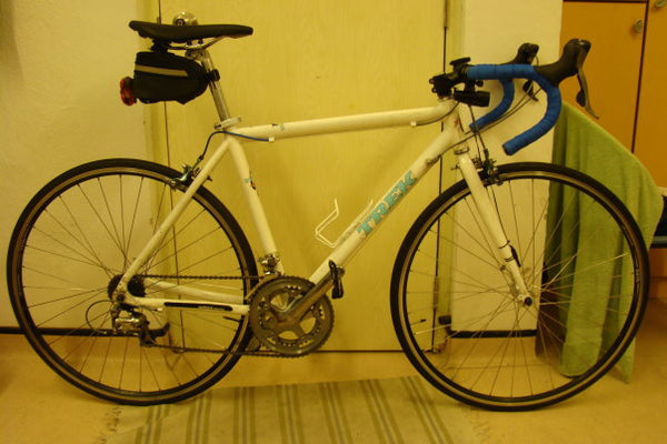 old trek bicycle