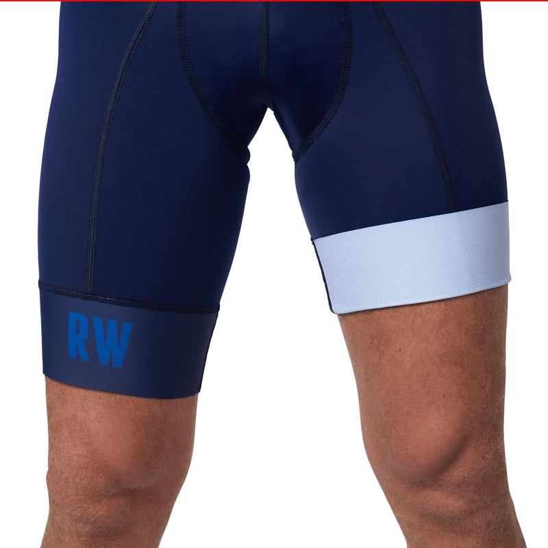 The BIB Navy bibshort gripper
