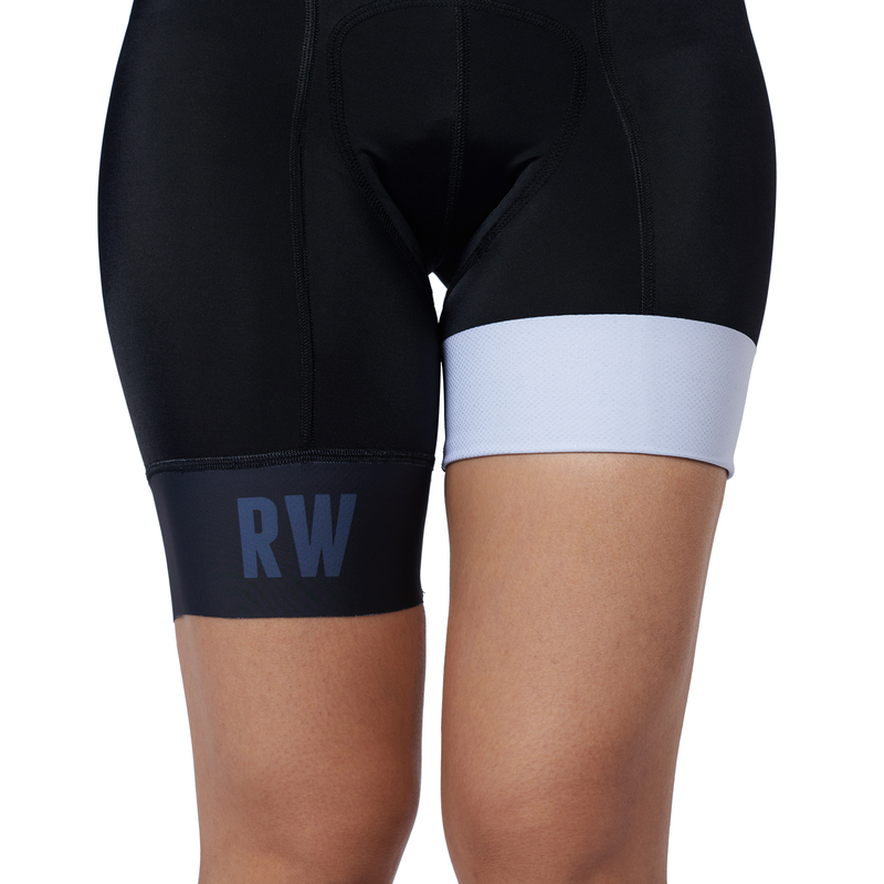 The BIB Women Stealth bibshort gripper