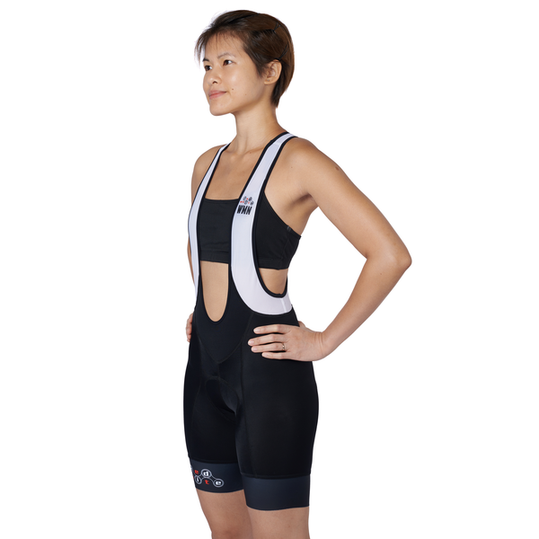 The BIB Women bibshort side