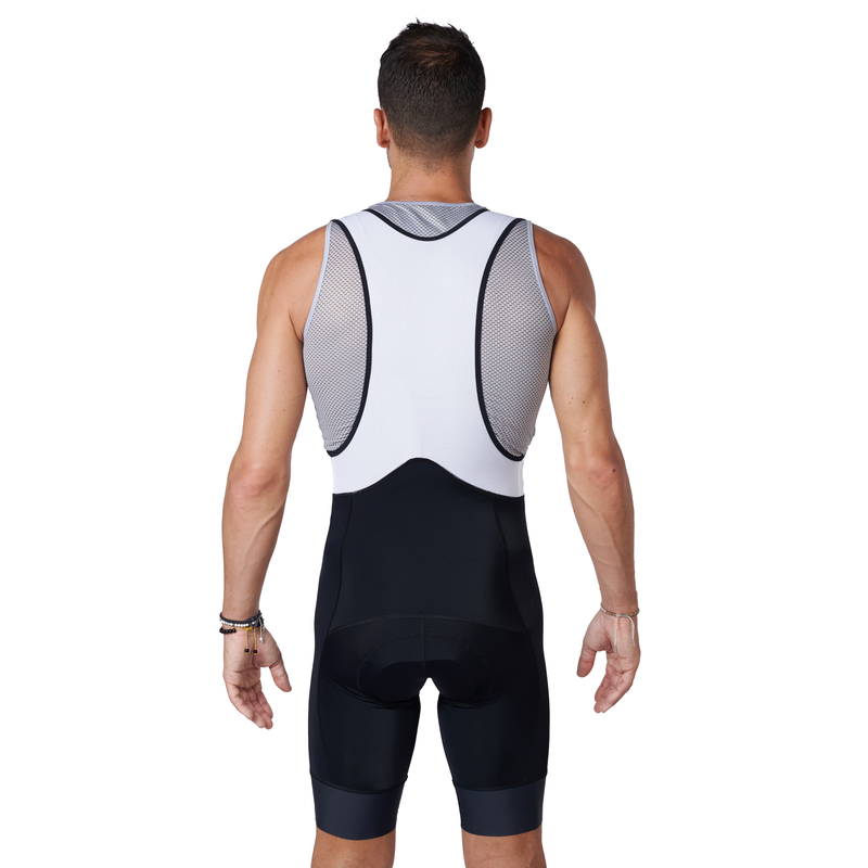 The entry level bibshort back