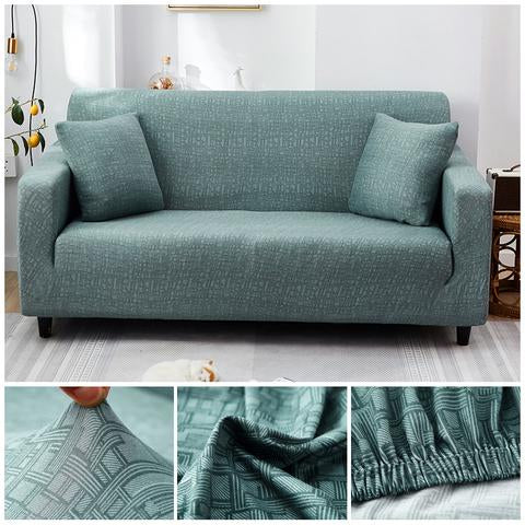 Premium Sofa Cover - 1 Seater : 90-140cm / MINT - Awesales