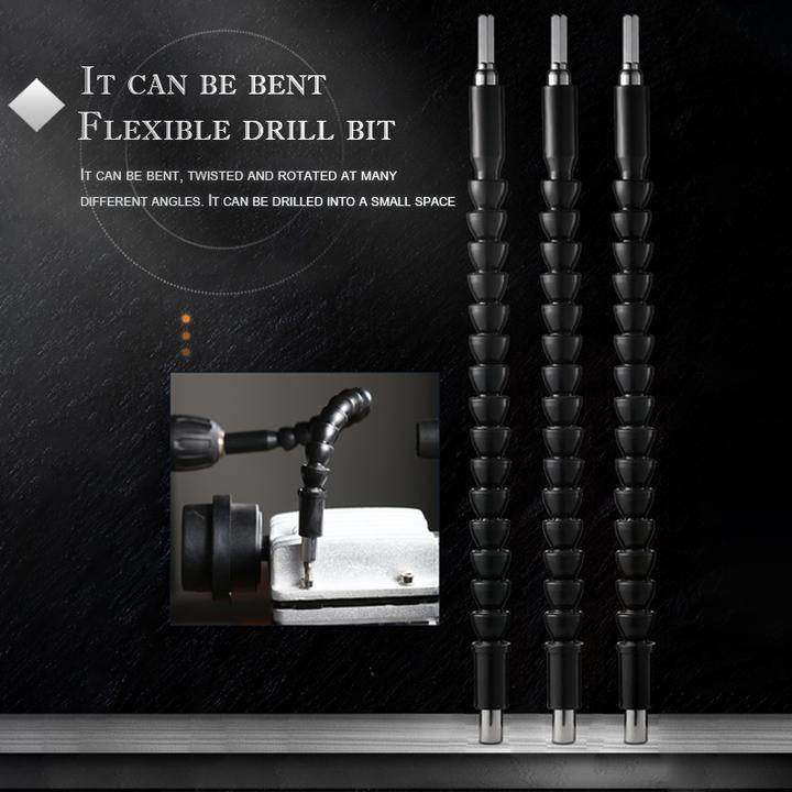 Misugi - Magnetic Flexible Drill Bit Extension - Nestzones