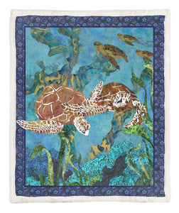 Turtle Throw Blanket TABCCC19103876