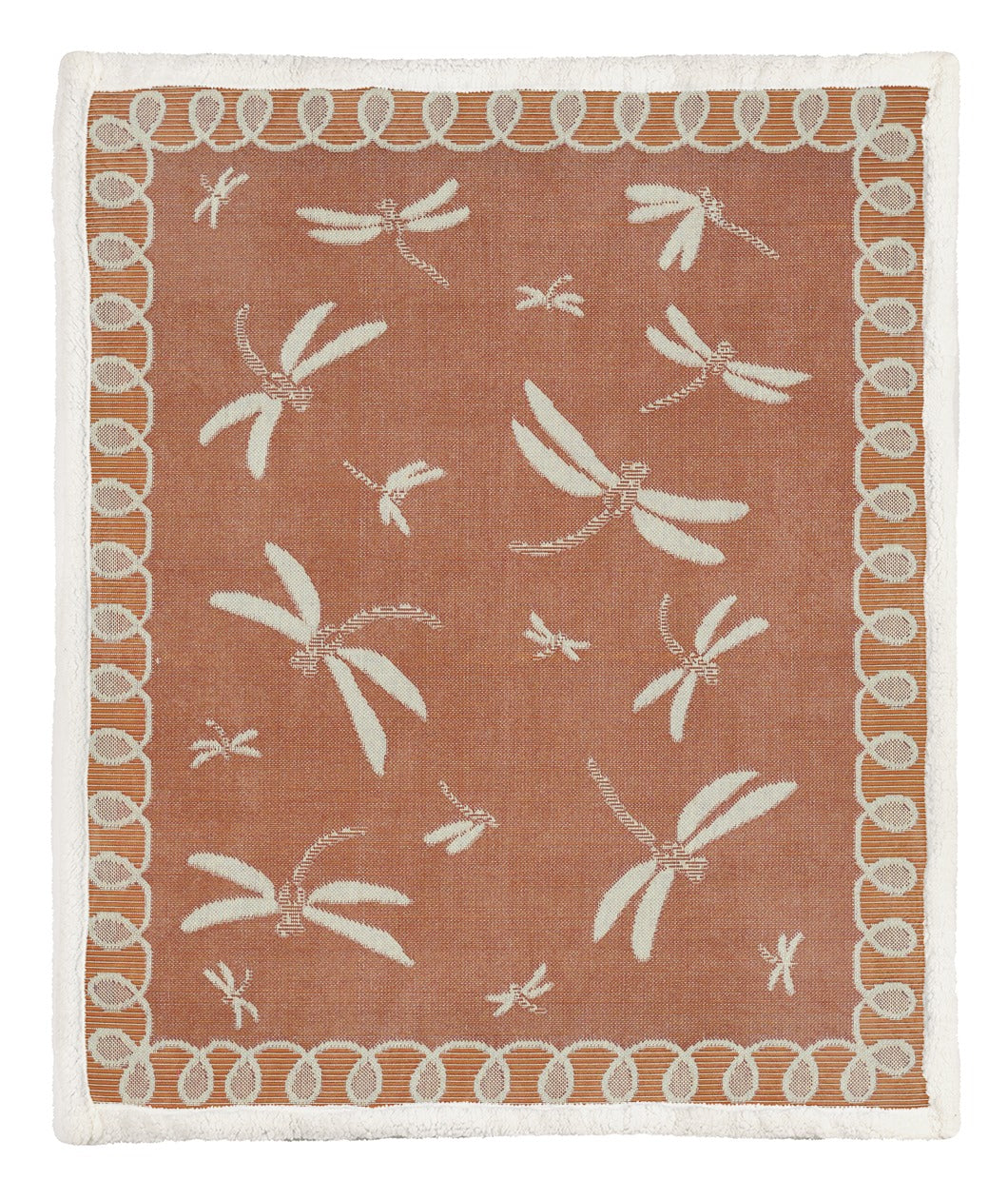 Dragonfly Throw Blanket CCC25102517