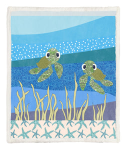 Turtle Throw Blanket TABCCC19103900