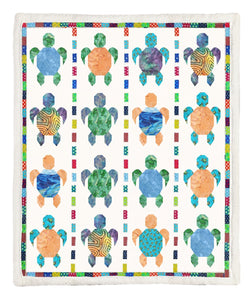 Turtle Throw Blanket TABCCC19103481