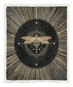 Dragonfly Throw Blanket CLT190645