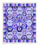 Dragonfly Throw Blanket BBB120531HT