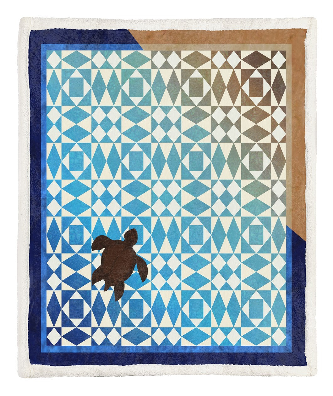 Turtle Throw Blanket TABCCC19101181