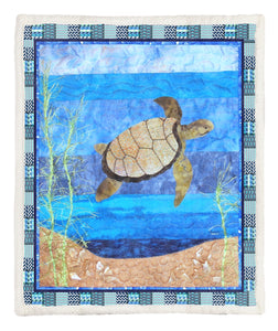 Turtle Throw Blanket TABCCC19102498