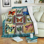 Butterfly Fleece Blanket CCC19103653
