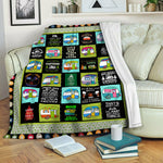 Camping TVH1610600 Fleece Blanket