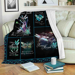 Dragonfly Fleece Blanket BBB0111133SM