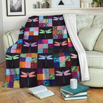 Dragonfly TVH1410159 Fleece Blanket