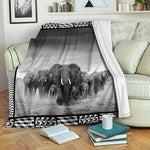 Elephant TVH1610875 Fleece Blanket
