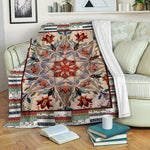 Hippie Fleece Blanket CCC19101813