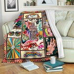 Hippie Fleece Blanket CCC19104081
