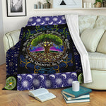 Tree Of Life TVH16101229 Fleece Blanket
