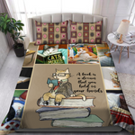 A Book Is A Dream Bedding Set CCC19101000
