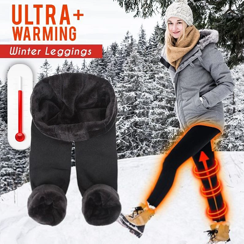 Fleece™ - Ultra Warming Winter Leggings - Nestzones
