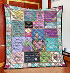 From Grandma With Love Quilt Blanket TABM230728SA12302020