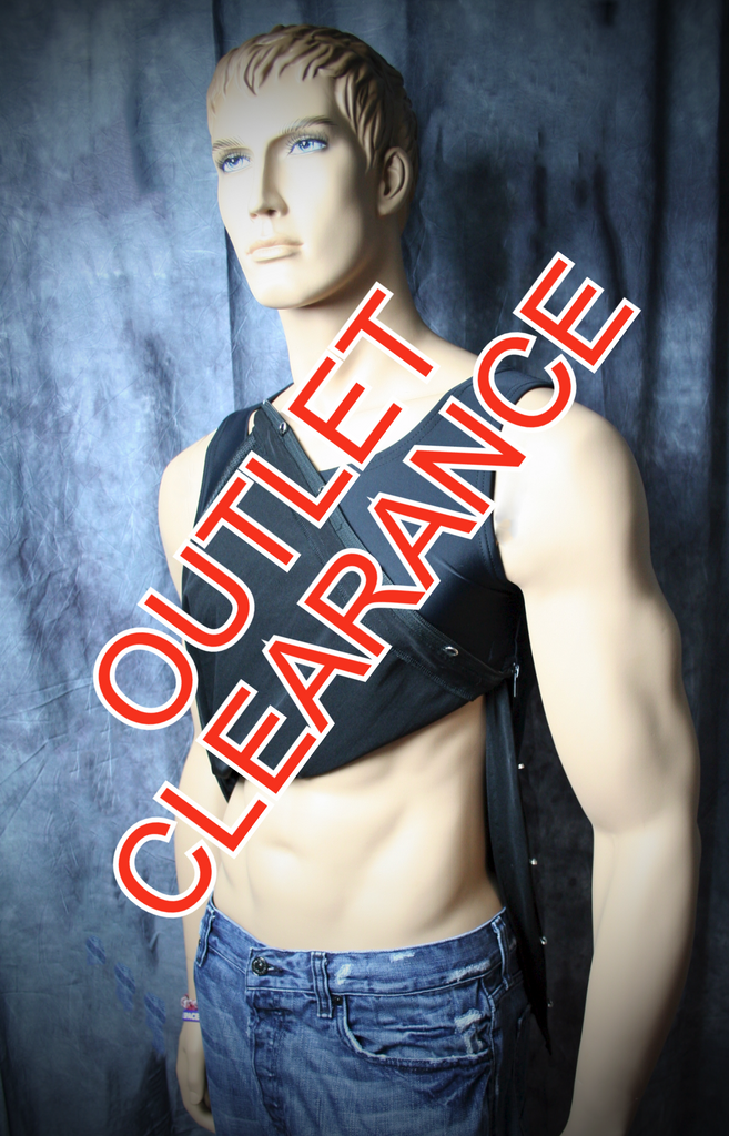 OUTLET CLEARANCE ManZip Max Black