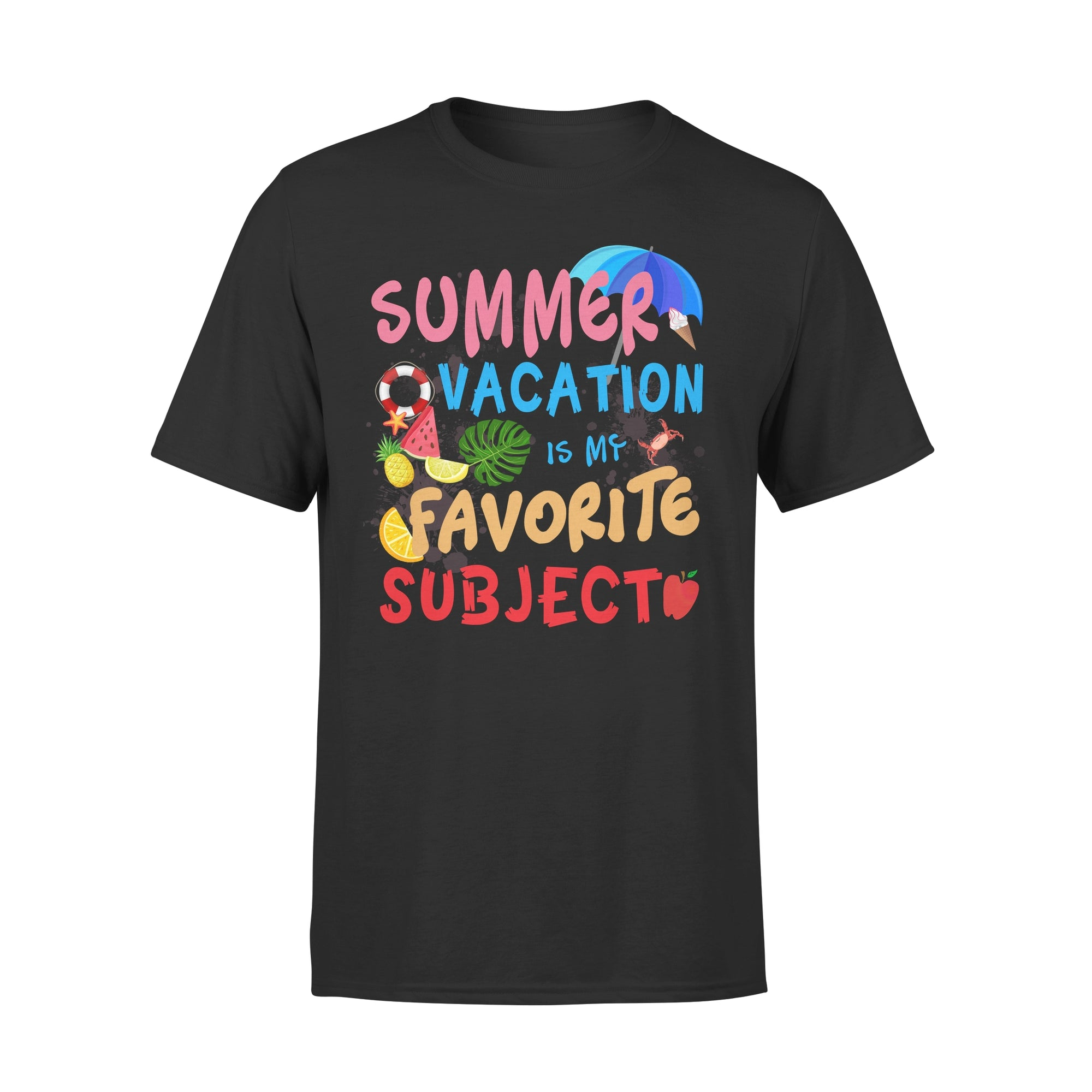 VIRA summer vacation Premium Tee for awesome teachers