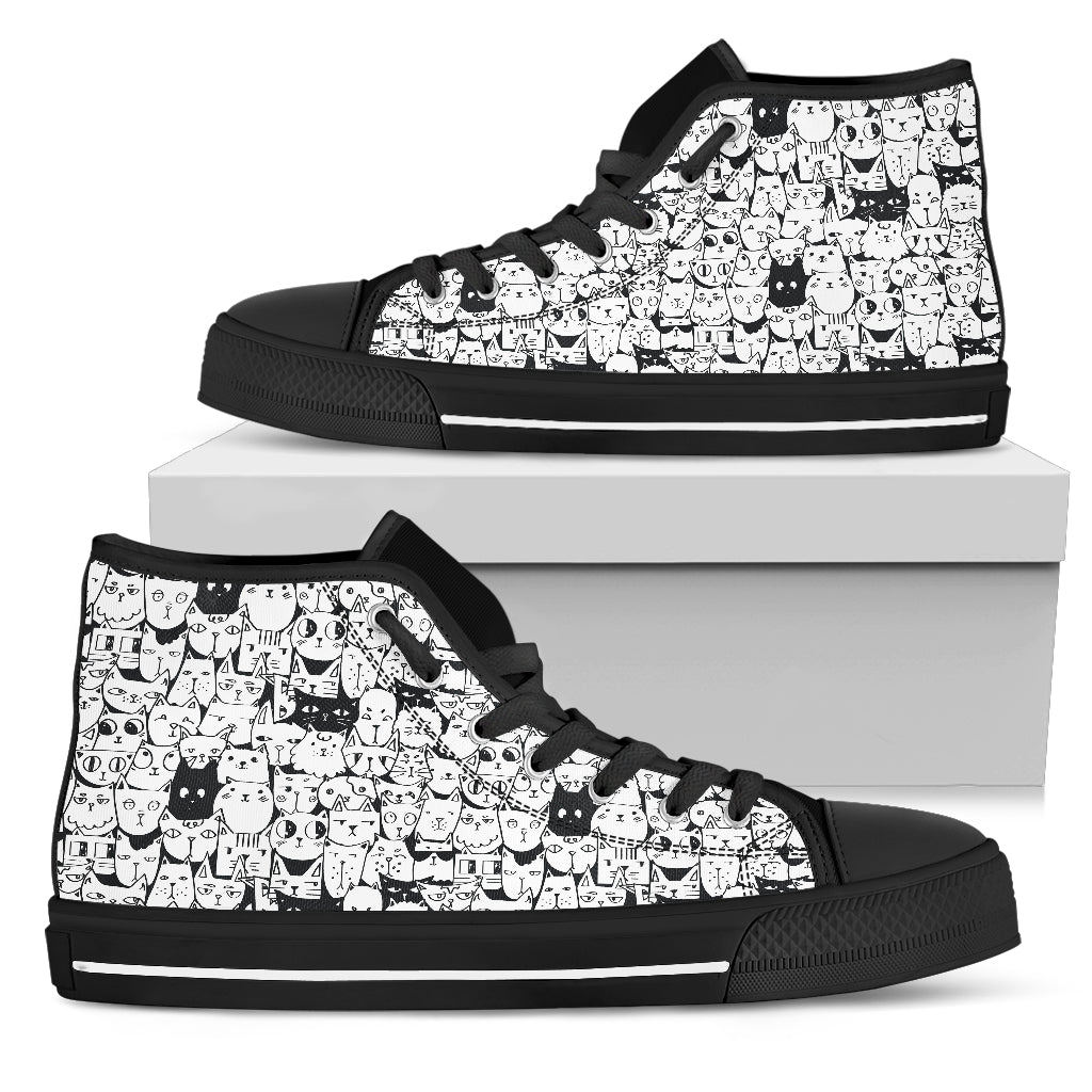 Cats Women's High Top
