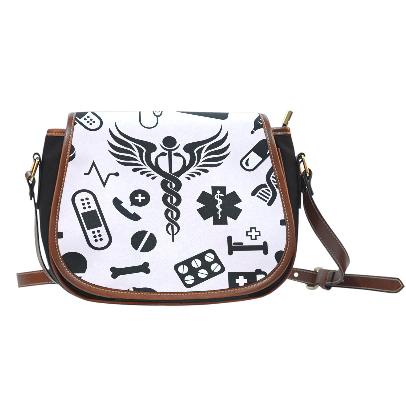NURSE TOOLS SADDLE BAG