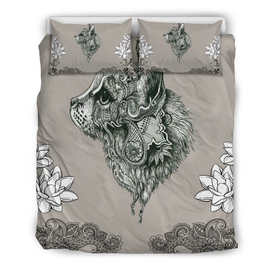 Cat Lover Bedding Set