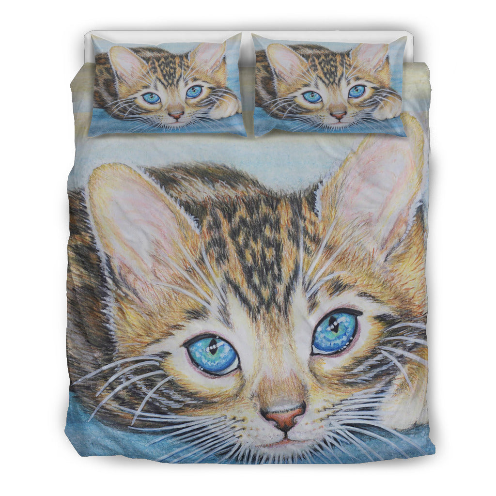 Bengal Cats Bedding set