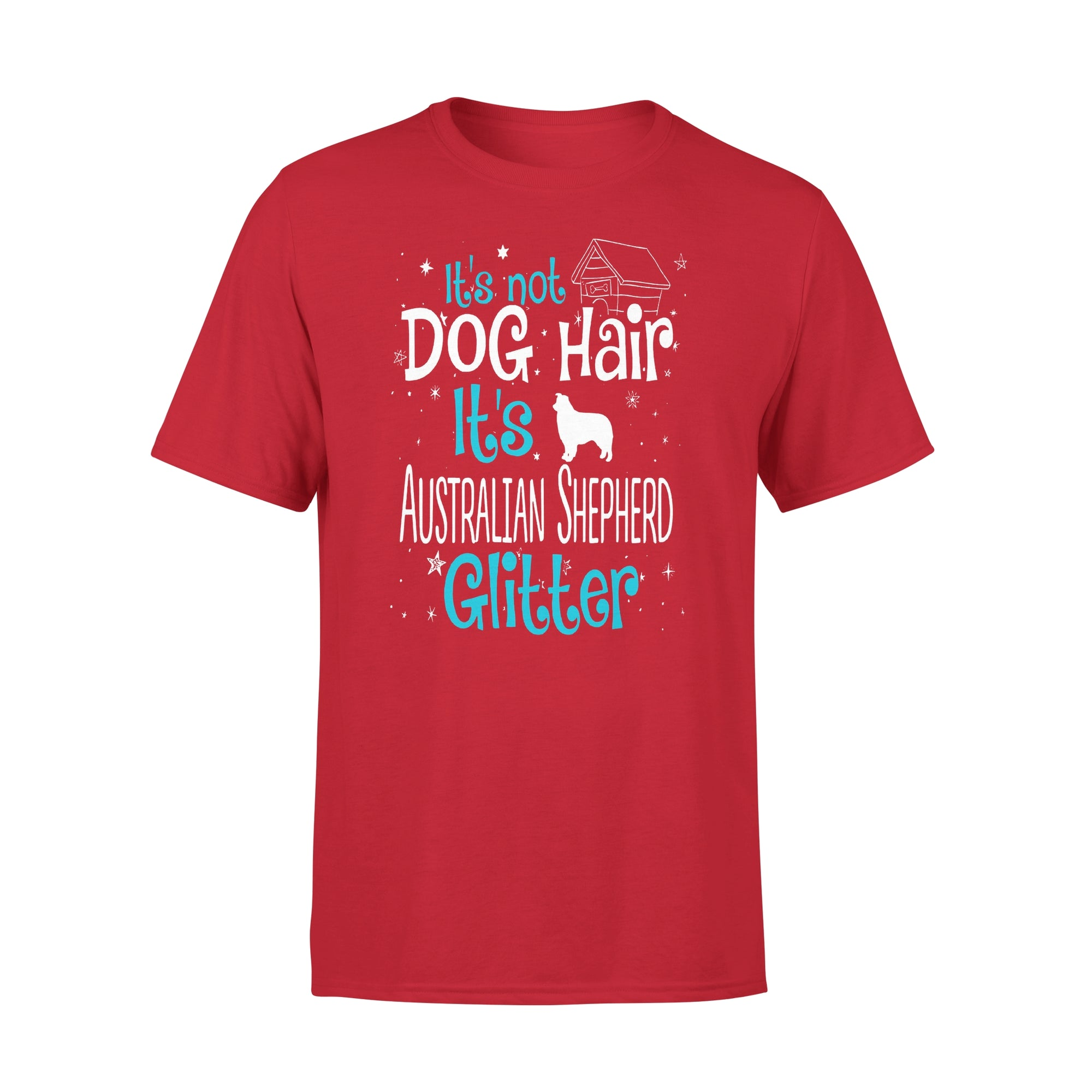VIRA Premium Tee For Australian Shepherd Lovers