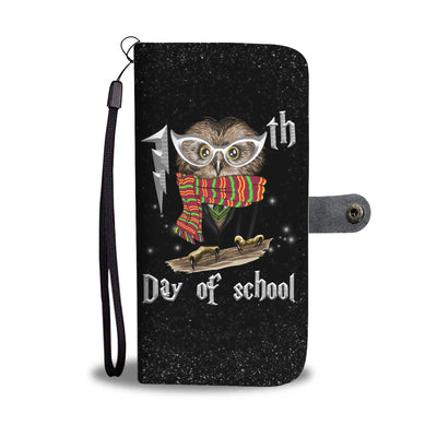 VIRA Cool Owl Leather- like Wallet Case For Awesome Teachers