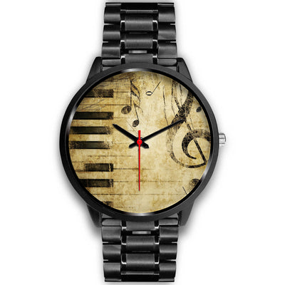 VIRA Music Vintage Stainless Steel Watch For Awesome Teachers