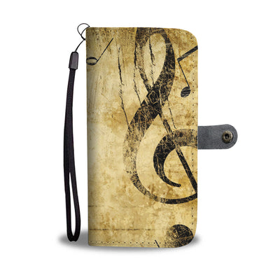 VIRA Music Vintage Leather- like Wallet Case For Awesome Teachers