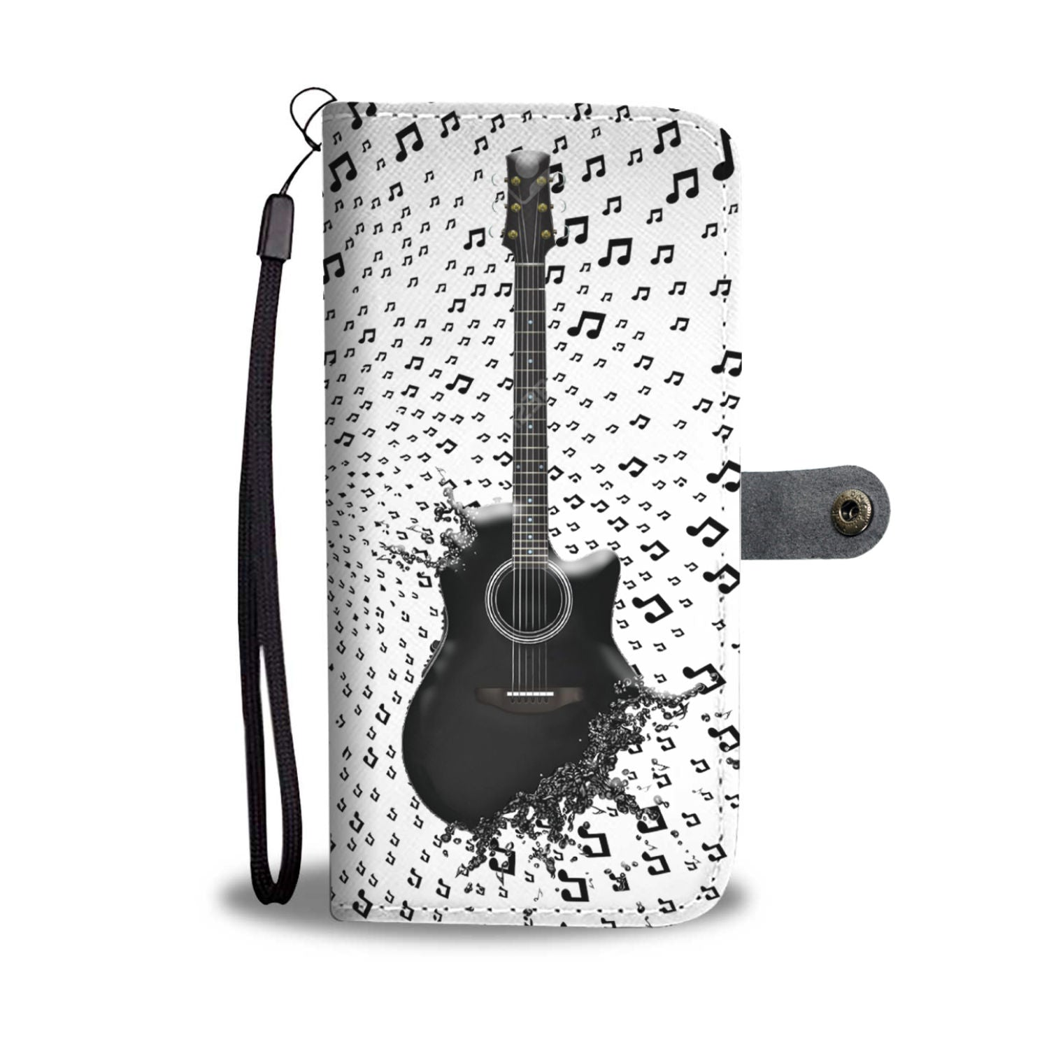 VIRA Guitar Leather- like Wallet Case For Awesome Teachers