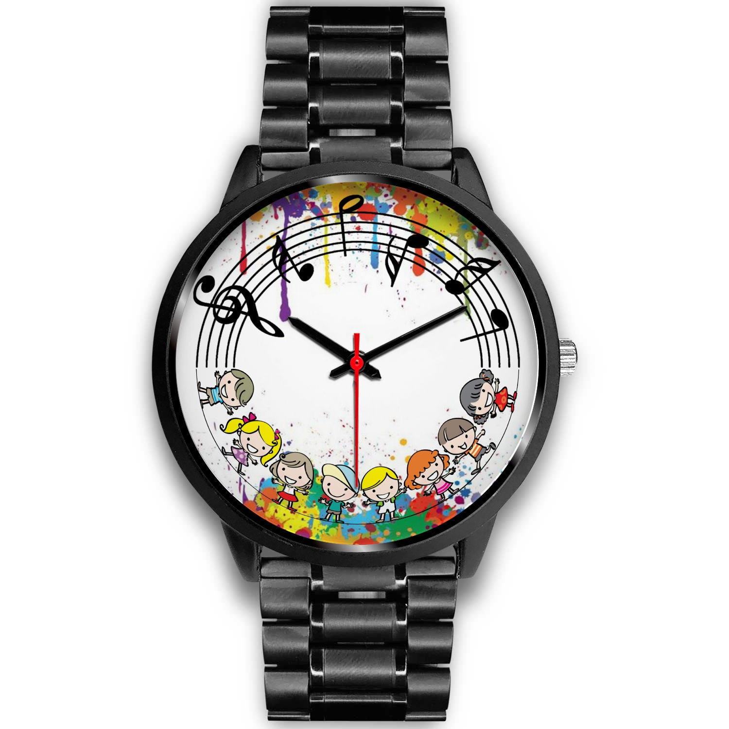 VIRA Music Kids Stainless Steel Watch For Awesome Teachers