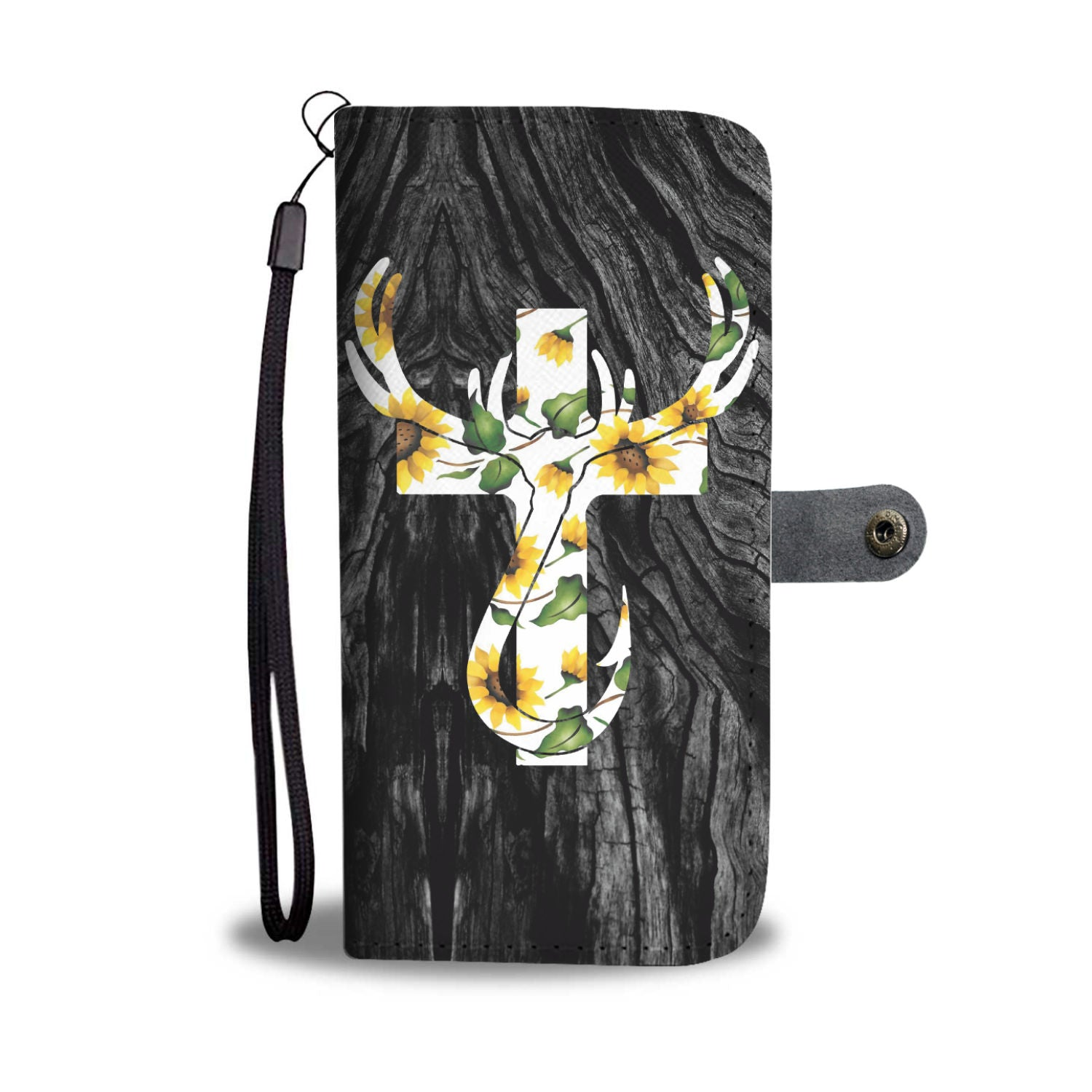 VIRA Awesome Leather-like Wallet Case For Jesus Lovers